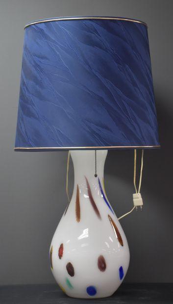 Lampe Design en verre italien dans le goût...
