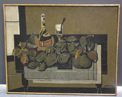Gustave Camus (1914-1984)