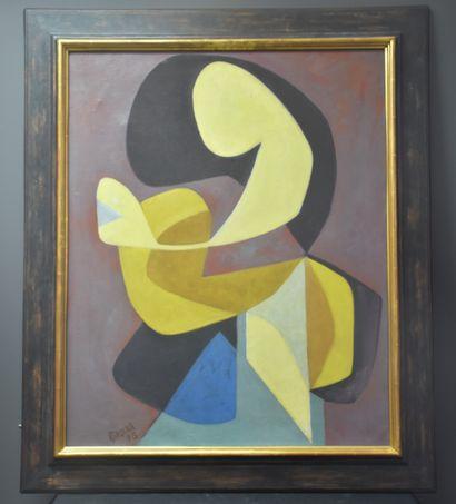 Otto RITSCHL (1885-1976)