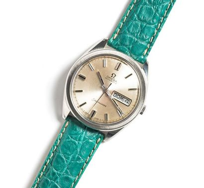 OMEGA (SEAMASTER SPORT / Double Calendrier...