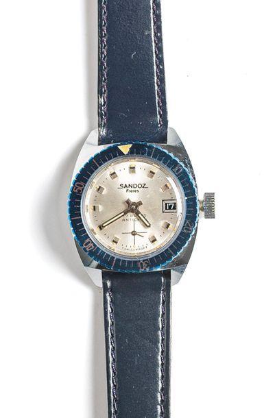 SANDOZ (Submarine Blue Antichoc - -Lady réf....