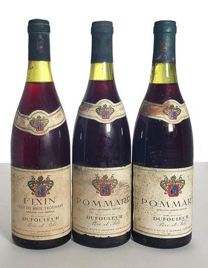 1 bouteille Fixin Clos du Meix Trouhans,...