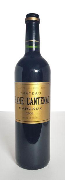 1 Bouteille Château Brane-Cantenac, GCC2...