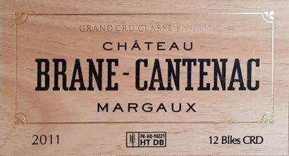 12 Bouteilles Château-Brane Cantenac, GCC2...