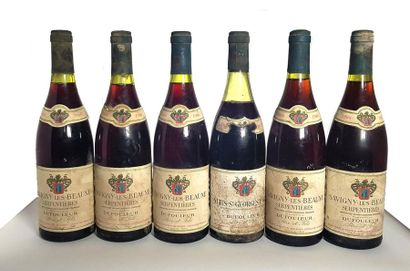 1 bouteille Nuits-Saint-Georges, Maison Dufouleur...