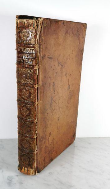 GOUREAU, Dictionnaire Manuscrit de Goureau,...