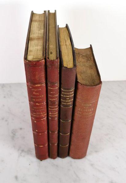 Elesban de GUILHERMY (1818-1884), Ménologe...