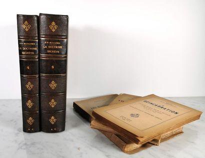 PAPUS, La Réincarnation, troisième édition...