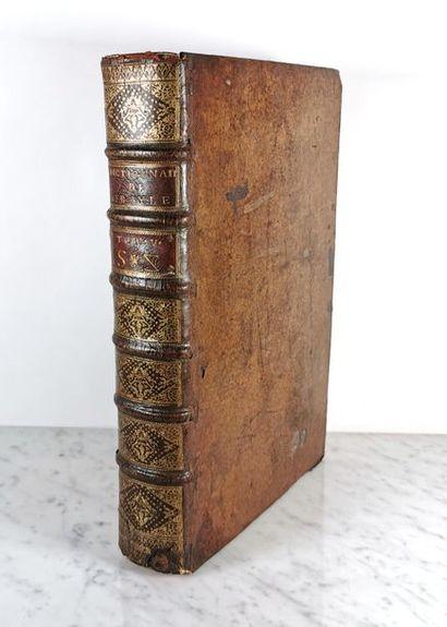 Pierre BAYLE (1647-1706), Dictionnaire Historique...