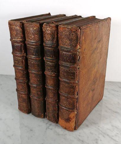 L'ABBÉ de VERTOT (1655-1735), Histoire des...