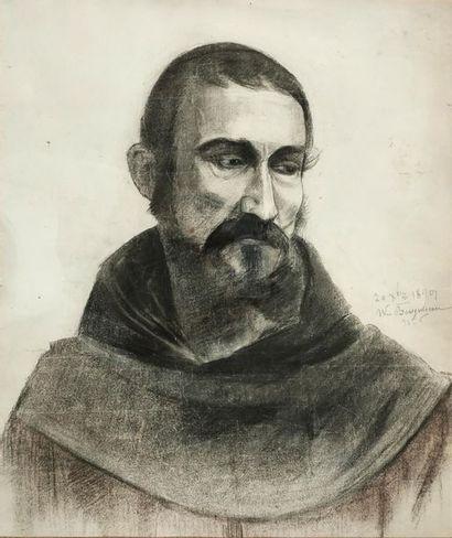 William BOUGUEREAU (La Rochelle 1825 – 1905)...