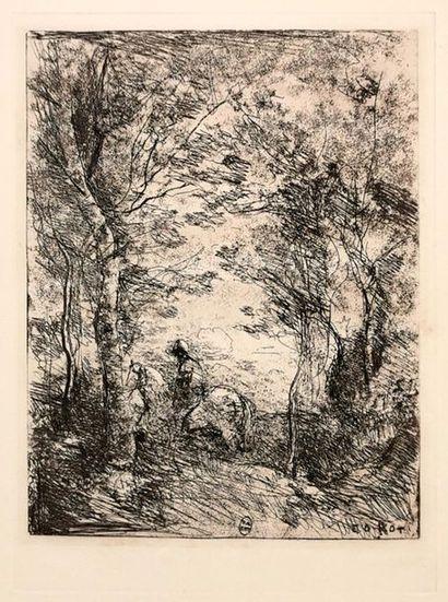 Jean-Baptiste Camille COROT (1796-1875) d'après...