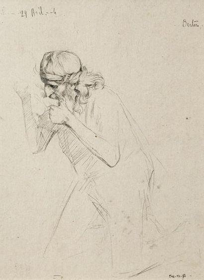 Pascal Adolphe Jean DAGNAN-BOUVERET (1852-1929)...