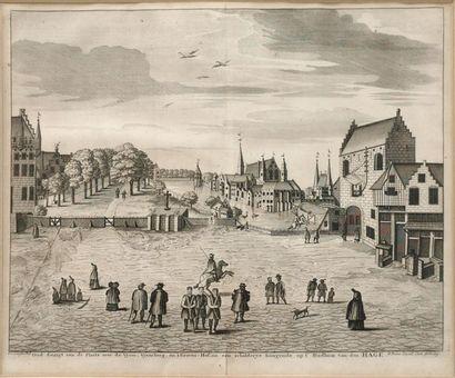 Van den HAGE (École flamande du XVIIIe siècle)...