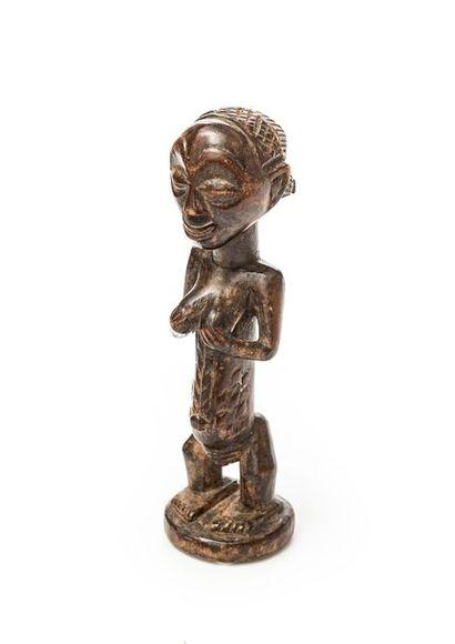 Statuette LUBA (République Démocratique Congo)...