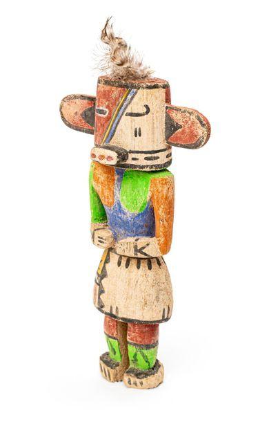 Kachina TASAP ou KWASAITA HOPI (Arizona USA)...
