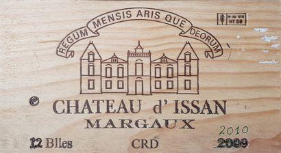 7 Bouteilles Château d'Issan, GCC3 Margaux,...