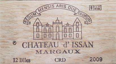 8 Bouteilles Château d'Issan, GCC3 Margaux,...
