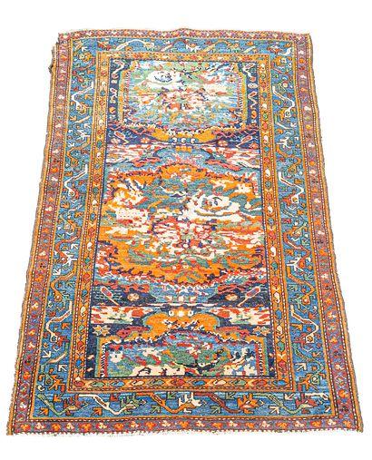 Original et fin tapis Melayer – Iran, vers...