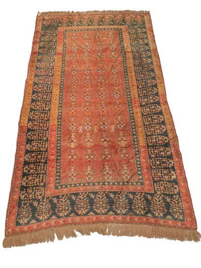 Original Tapis Karabagh – Arménie, daté 1865...