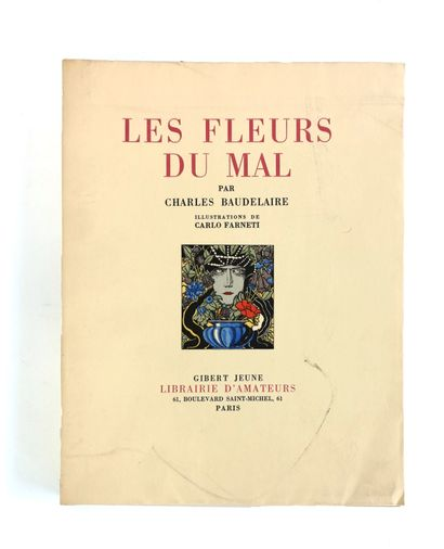 Charles BAUDELAIRE, The Flowers of Evil  Illustrations...