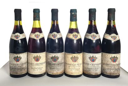 1 bouteille Chambolle-Musigny, Maison Dufouleur...