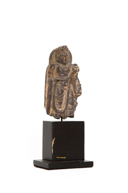 Anciennes régions du Gandhara, Ve siècle...