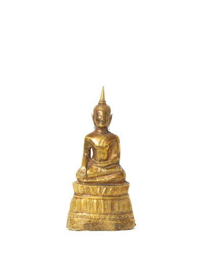Cambodge ou Thaïlande, XVIIIe - XIXe siècle...