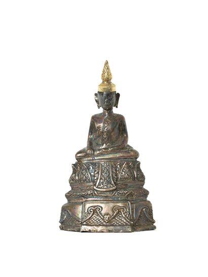 Cambodge ou Thaïlande, XIXe siècle  Figure...