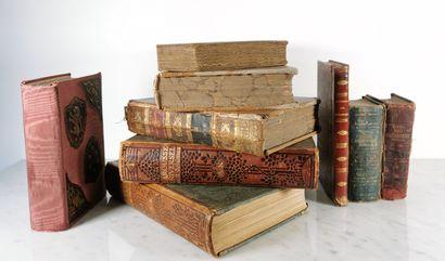 Ensemble de trente-six ouvrages:  -Charles...