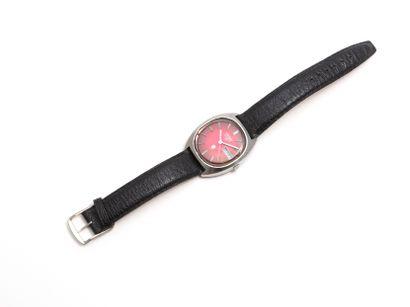 SEIKO  Montre bracelet d'homme en acier de...