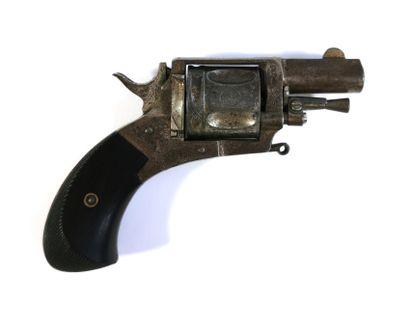 Revolver Bulldog à barillet non-amovible,...