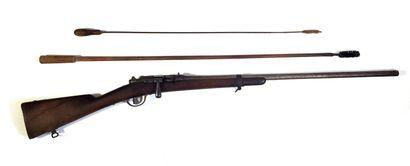 Fusil Chassepot modifié, modèle 1874 Manufacture...