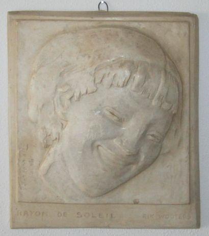 RIK WOUTERS (BEL/ 1882-1916) Rayon de soleil...