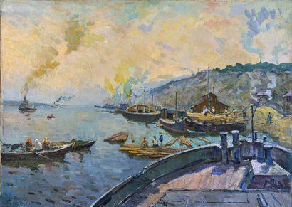 Vladimir Ilyich GORSKY (Né en 1923 à Kostroma,...