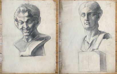 PIERRE LÉVY dit DARDEL (FRA/ 1917-1991) I....