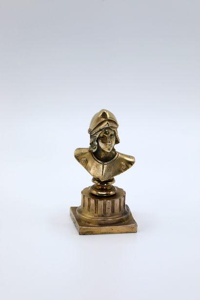 LUCA MADRASSI (1848-1919) Sculpture en bronze...