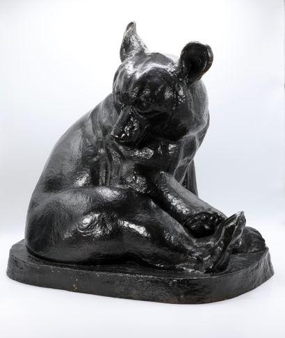 Irénée ROCHARD (1906-1984) Sculpture en...