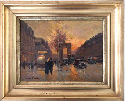 ÉCOLE FRANÇAISE DU XXe siècle Paris, les...