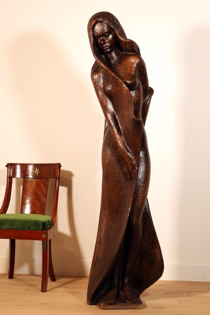 Michel BONNAND (Né en 1935) Grande sculpture...