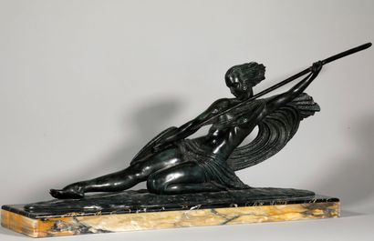 DEMETRE CHIPARUS (1886-1947) Sculpture en...