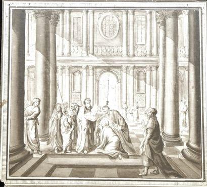 François LEFEBVRE (1747-1817), La présentation...
