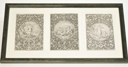 Adriaen COLLAERT (Anvers vers 1560-1618),...