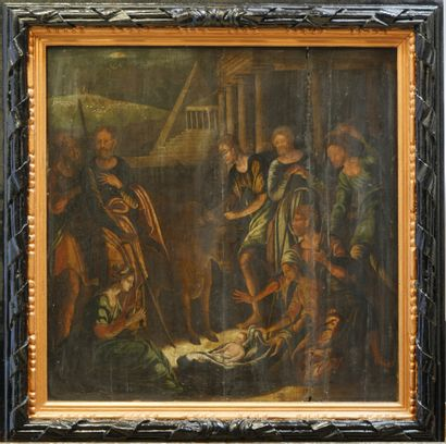 Suiveur de Grégoire Guérard (ou Maître du...