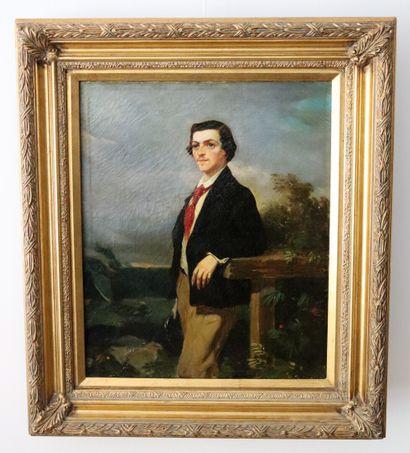 François Louis LANFANT DE METZ (1814-1892)....
