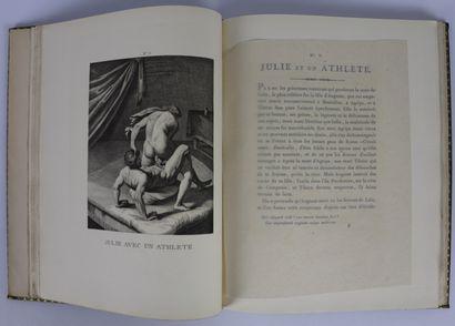 ARÉTIN (L') d'Augustin Carrache ou recueil...