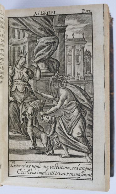 BARCLAY (Jean). Argenis, figuris aeneis adillustrata....