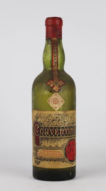COUVENTINE.  1 bouteille.  La couventine...