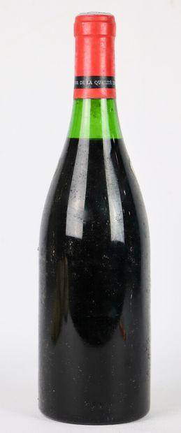 GRANDS ECHEZEAUX.  Domaine de la Romanée Conti.  Millésime 1973.  1 bouteille, e.l.a....