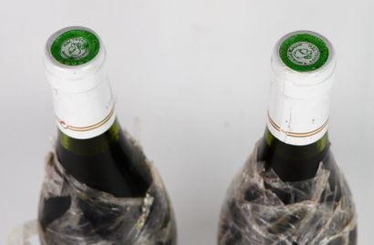 CORTON GRAND CRU.  Pierre André.  Millésime : 1991.  2 bouteilles, e.t.